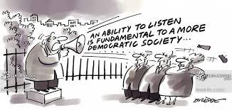 democracy listening